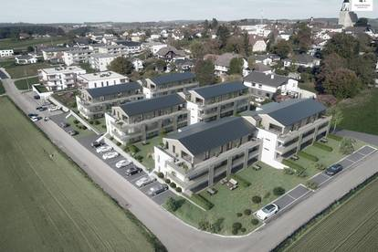 Familienwohnung mit wunderschönem Garten - Top 1 Haus A