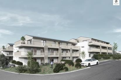Neubau 4-Zimmer-Wohnung in Ohlsdorf - Top 3 Haus A