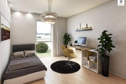 3-Zimmer-Gartenwohnung zentral in Ohlsdorf - Top 3 Haus B
