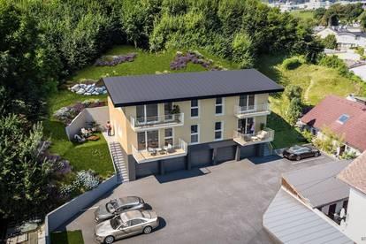 53 m² Gartenwohnung in zentraler Ruhelage von Gmunden - HAUS 1 TOP 2