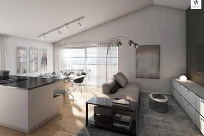 Hochwertige 3-Zimmer-Penthouse-Wohnung - Top 7 Haus B