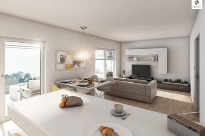 Reserviert: Appartements mit Weitblick - Top 1 Haus D