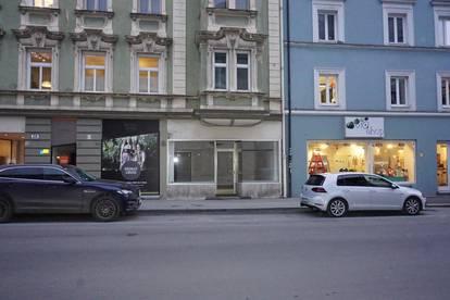 Geschäftslokal in der Leopoldstraße