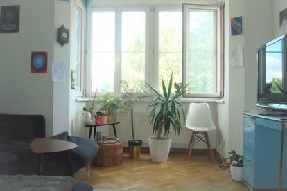 2-Zimmer-Wohnung mit Erker zu vermieten