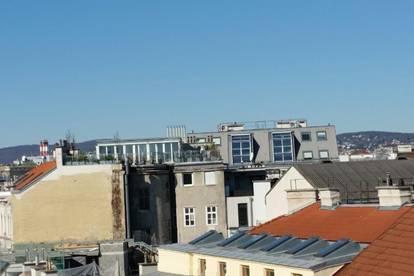 1090, Grünentorgasse - Singelwohnung mit Balkon im DG OHNE PROVISION und unbefristet zu vermieten