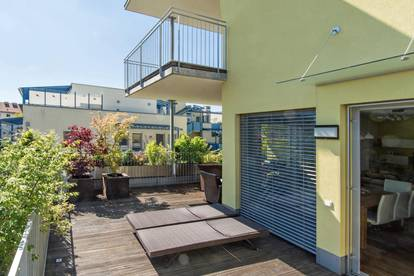 Penthouse-Maisonette in Waltendorfer Ruhelage