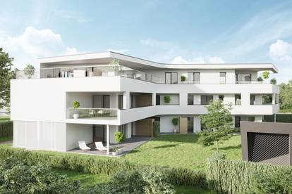 Wohntraum Abstallerstraße - Penthouse - 62m²-Dachterrasse