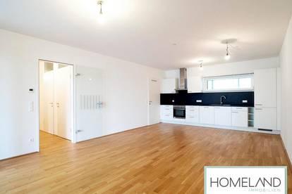Moderne 3-Zimmer-Wohnung in aufstrebendem Wohnviertel