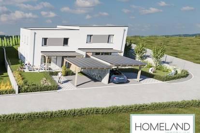 SCHLÜSSELFERTIG: Traumhaftes Doppelhaus für pures Wohnglück