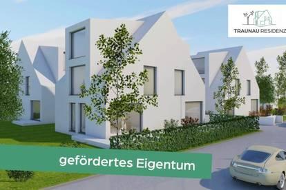 Moderne Doppelhaushälfte in Ruhelage