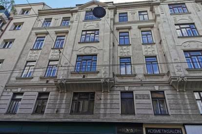 Repräsentative 4-Zimmer Wohnung oder Büro/Praxis-generalsaniert!