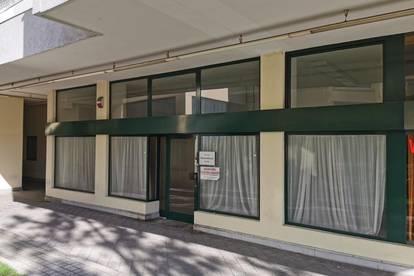 Helles Geschäftslokal-Büro-Praxis-im Eigentum-barriere- u.bestandsfrei