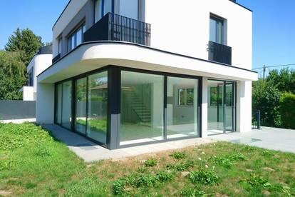 Gerasdorf/Wien: Vollklimatisierte bezugsfertige Traumhäuser mit 360°-Blick, Eigengärten und Garagen