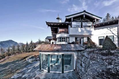 Landhaus in absoluter Premiumlage von Kitzbühel