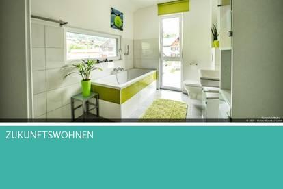 Zukunftswohnen Reihenhäuser 110 m² Neubau/Erstbezug