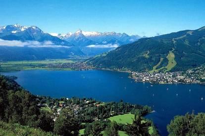 Traumhaft gelegenes Grundstück in Zell am See - Ideal für einen Neubau mit herrlichem Seeblick!