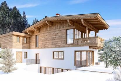 Einziehen und Wohlfühlen! Tiroler Chalet in wunderschöner Aussichtslage!