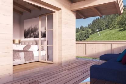 Ski-in & Ski-out! Eigentumswohnungen in der Kelchsau!