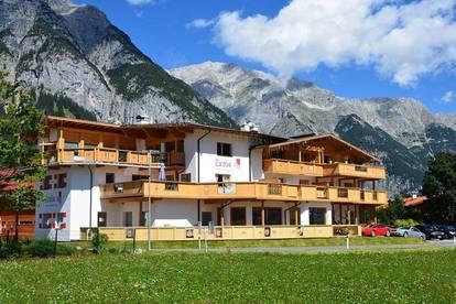 Die Bergwelt genießen-Attraktives Appartmenthaus mit 6 Einheiten im Leutaschtal!