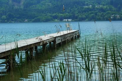 Seltene Gelegenheit: Wunderschöne Seegrundstücke am Wörthersee!
