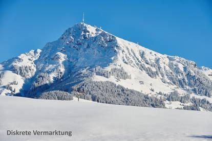 Großes Grundstück in Top-Lage Kitzbühels - auch für Bauträger geeignet!