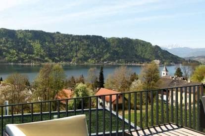Bauträger aufgepasst! Baugenehmigtes Projekt für eine Wohnanlage und Villa an einem der schönsten Seen Kärntens