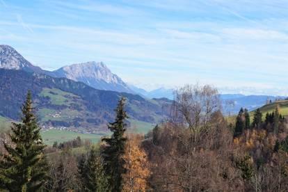 Traumhaftes Grundstück in unverbaubarer Aussichtslage bei Schladming mit viel Potenzial!