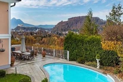 Festungsblick - Wohnen in bester Lage Salzburgs!