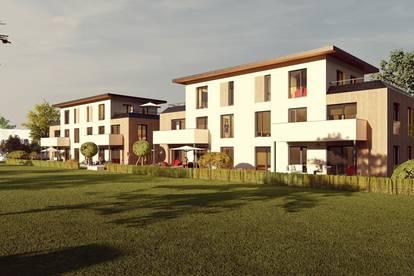 Top 2 - Terrassenwohnung! Pures Wohlfühlen im neuen Zuhause!