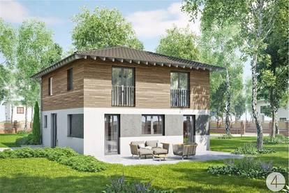 Neues Einfamilienhaus mit Panoramablick