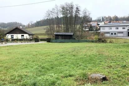 Schönes Baugrundstück in Prambachkirchen