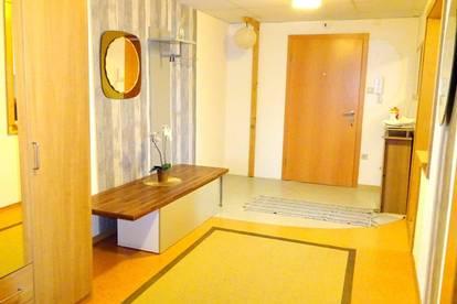 Perfekte 2 Zimmerwohnung mit Kamin