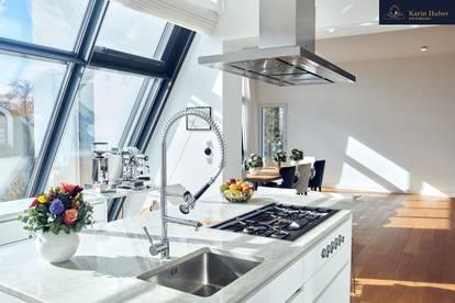 Designer - Penthouse mit atemberaubenden Panoramablick