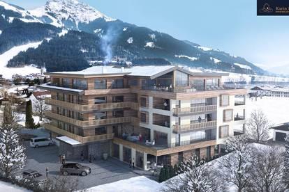 Sonnige Eigentumswohnung mit Blick über die Dächer von Oberndorf