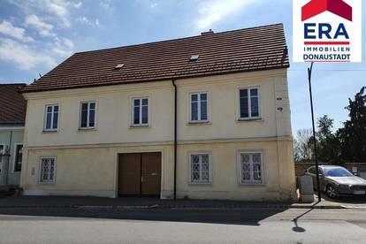 NEUER PREIS! Historisches Einfamilienhaus in Weikendorf