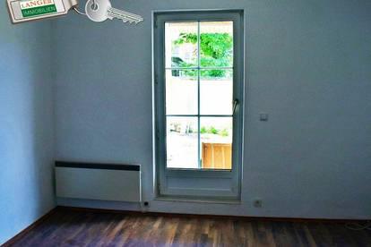 2 Zimmerwohnung mit kleinem Garten!!!