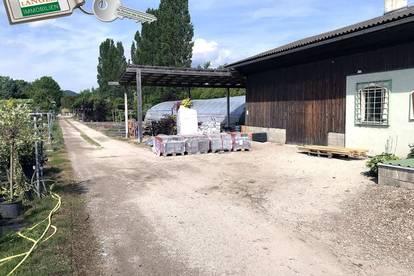 <b>Gärtnerei und Gartengestaltungsbetrieb auf 2,5 Hektar!!!</b>