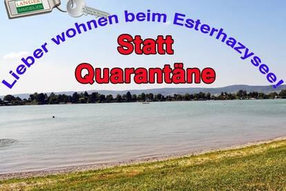 <b>Hier wohnen Sie beim Esterhazysee!!!</b>