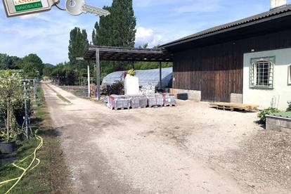 Gärtnerei und Gartengestaltungsbetrieb auf 2,5 Hektar!!!