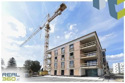 """2. Bauabschnitt - PROVISIONSFREI - Eigentumswohnung """"SOLARIS"""" am Tabor in Steyr!  (B5, Top 22)"""