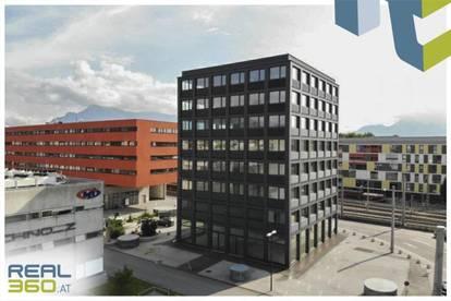 Büroflächen mit flexibler Raumaufteilung in Salzburg zu vermieten!