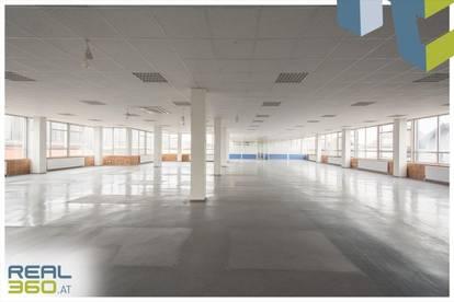 Tolle Büroflächen in zentraler Lage von Ried i. Innkreis nach Mieterwunsch anzumieten!