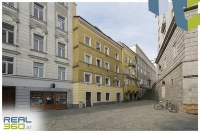 Sanierung nach Ihrem Wunsch - Zentrale Geschäfts- oder Bürofläche in der Linzer Innenstadt zu vermieten!