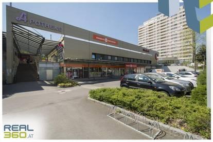 Optimale Geschäftsfläche mit hoher Fußgängerfrequenz in Linz-Spallerhof zu vermieten!