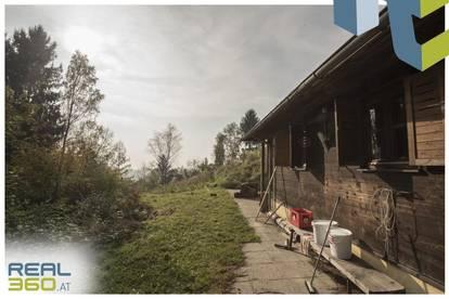 Gramastetten - Grundstück mit Alpen- und Donaublick zu verkaufen!