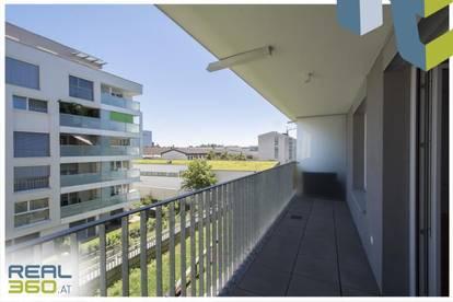 2-Zimmer-Wohnung mit hofseitiger Loggia in Linz ab sofort zu vermieten!