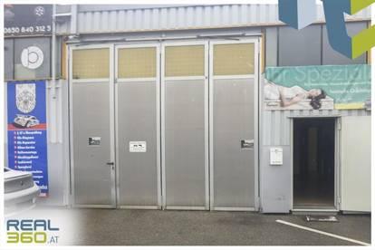 Lagerhalle mit kleinem Büro in zentraler Lage!