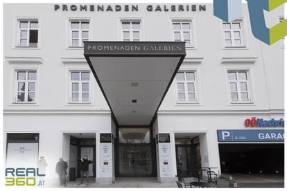 DIE Geschäftsfläche in den neuen Promenaden-Galerien zu mieten!! Im Herzen von Linz!