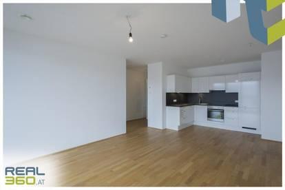 3-Zimmer-Wohnung mit Küche und hofseitiger Terrasse zu vermieten!