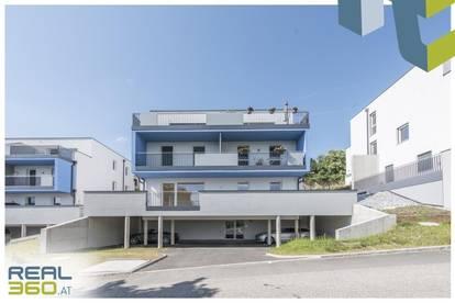 ALPENBLICK - 4 Zimmer-Neubauwohnung mit Fernblick + 50m² Terrasse!